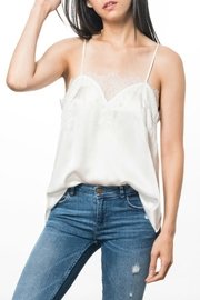 Cami NYC Sweetheart Cami White - Side cropped