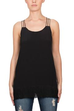Cami NYC The Fringe Black - Product List Image
