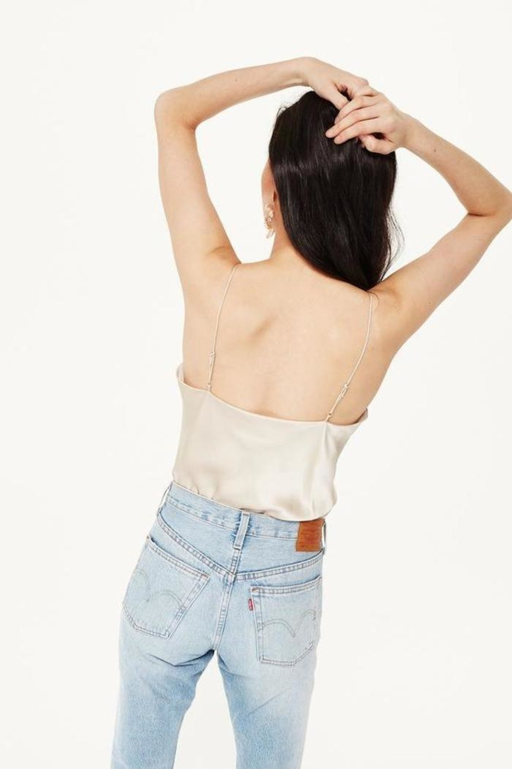 Cami NYC The Raine Top - Front Full Image
