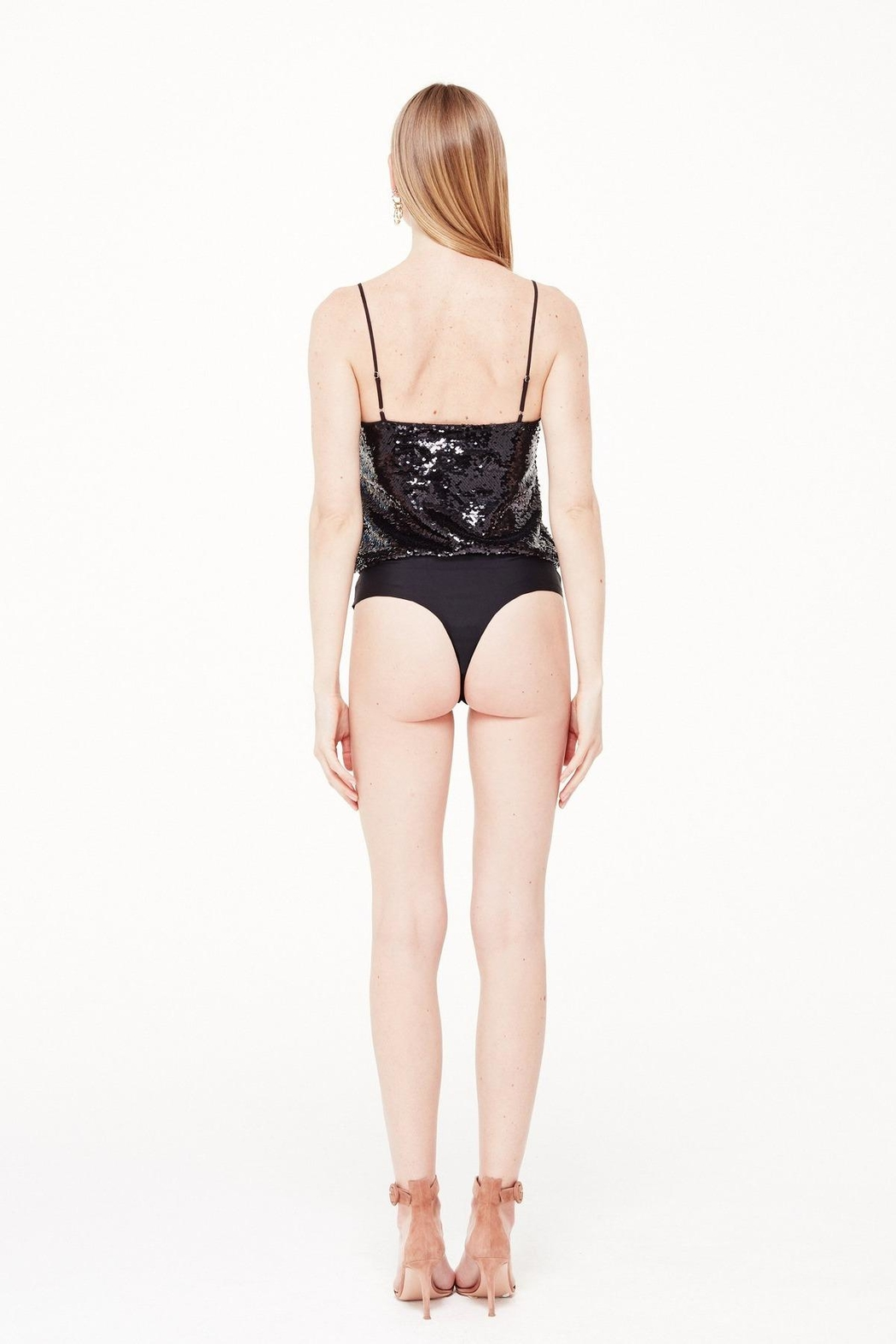 Cami NYC Trish Bodysuit - Side Cropped Image