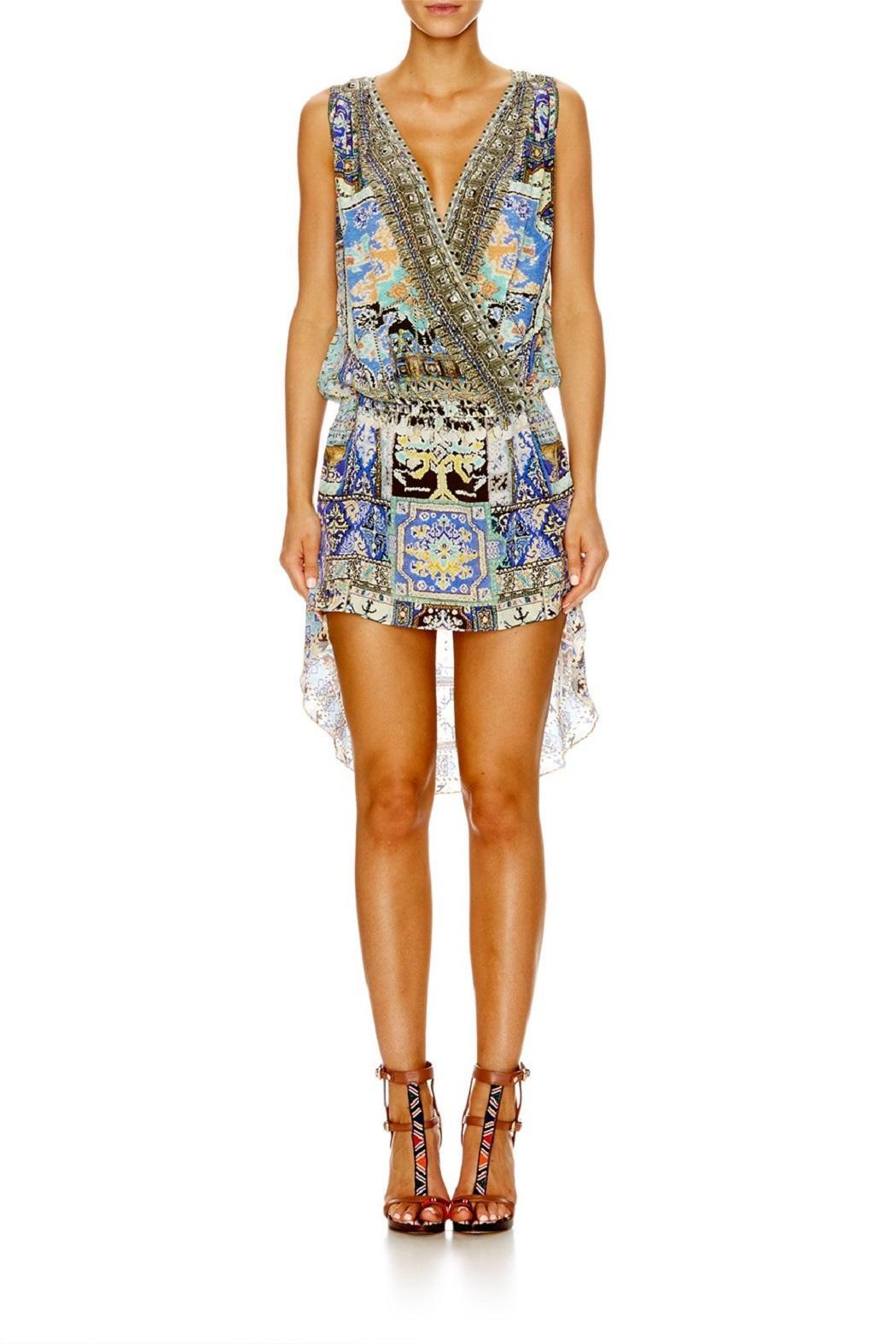 Camilla Crossover Dress From New Jersey By Rouge Princeton