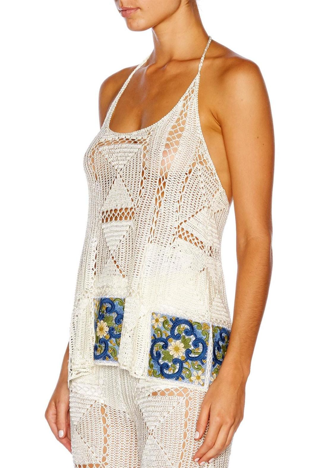Camilla Shoestring Halter Top From South Australia By