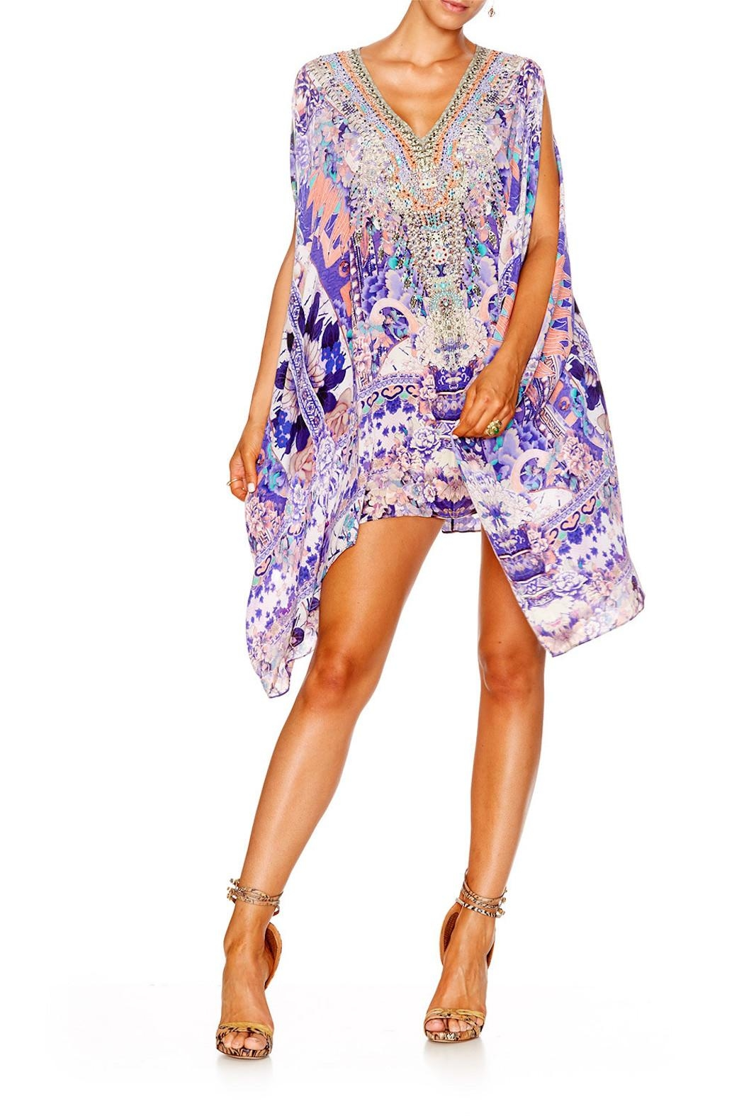 Camilla Short Kaftan Dress from Melbourne by ...