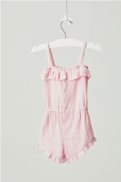 Lil Lemons Camilla Short Romper - Alternate List Image