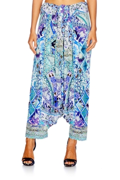 Shoptiques Product: Silk Harem Pants