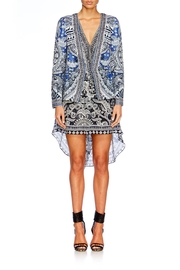 Camilla Tie Back Jacket - Front cropped