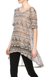 Camille and Co High Low Tunic - Product Mini Image