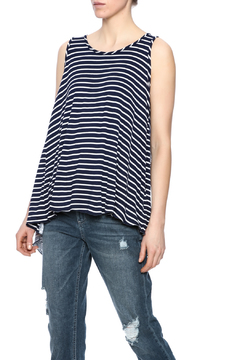 Shoptiques Product: Navy Tank