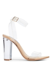 Steve Madden Camille Clear Sandal - Side cropped