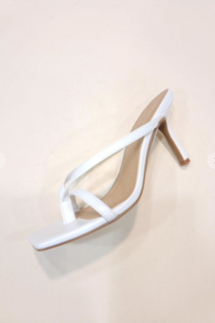 Let's See Style Camille Heeled Slide - Product List Image