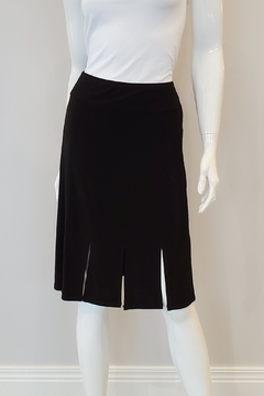 Andria Lieu Camille Skirt, Black - Product List Image