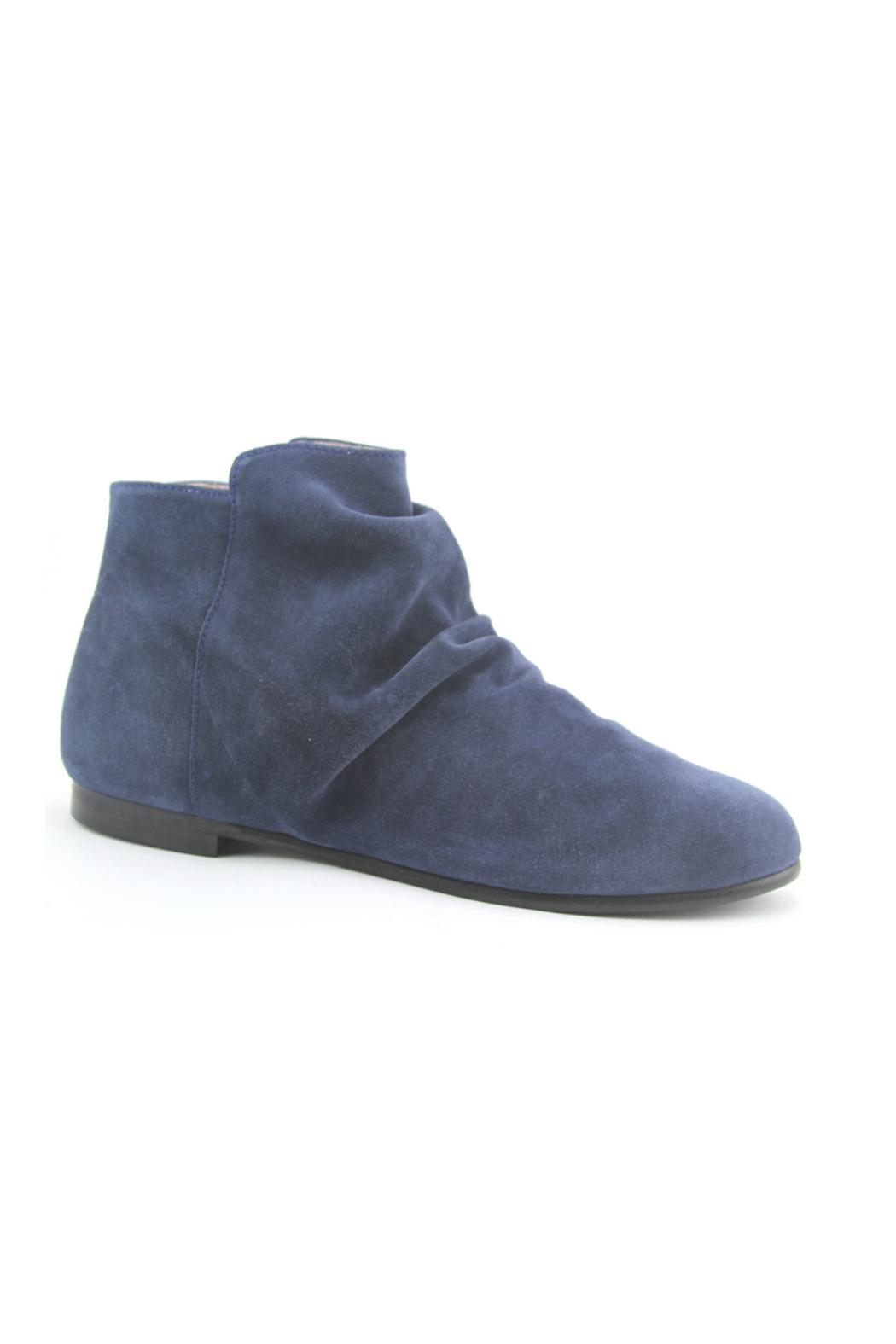 French Sole FS/NY Camille Suede Bootie - Main Image