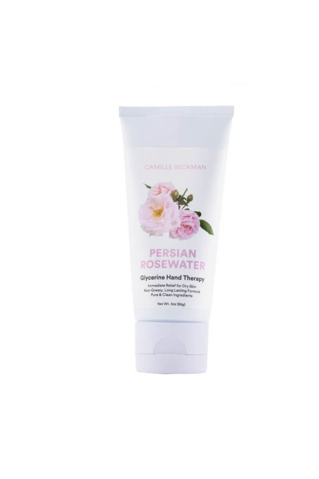 Camille Beckman Rosewater-Glycerine Hand Therapy - Main Image