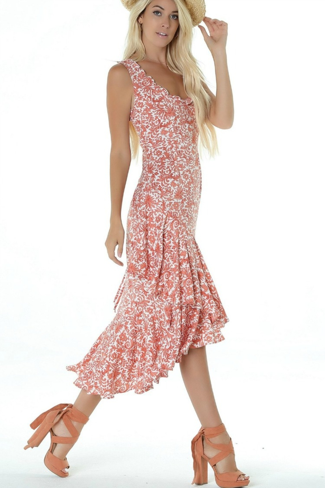 761197c01b2497 Lucy Love Camillia Dress from California by Girl's Fashionably Late ...