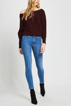 Gentle Fawn Camillo Off Shoulder Sweater - Product List Image