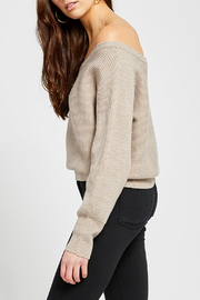 Gentle Fawn Camillo Wide Neck Sweater - Front full body