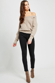 Gentle Fawn Camillo Wide Neck Sweater - Other