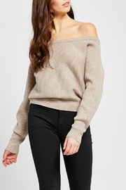 Gentle Fawn Camillo Wide Neck Sweater - Front cropped
