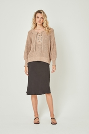 Auguste The Label  Camino Knit Sweater - Product Mini Image