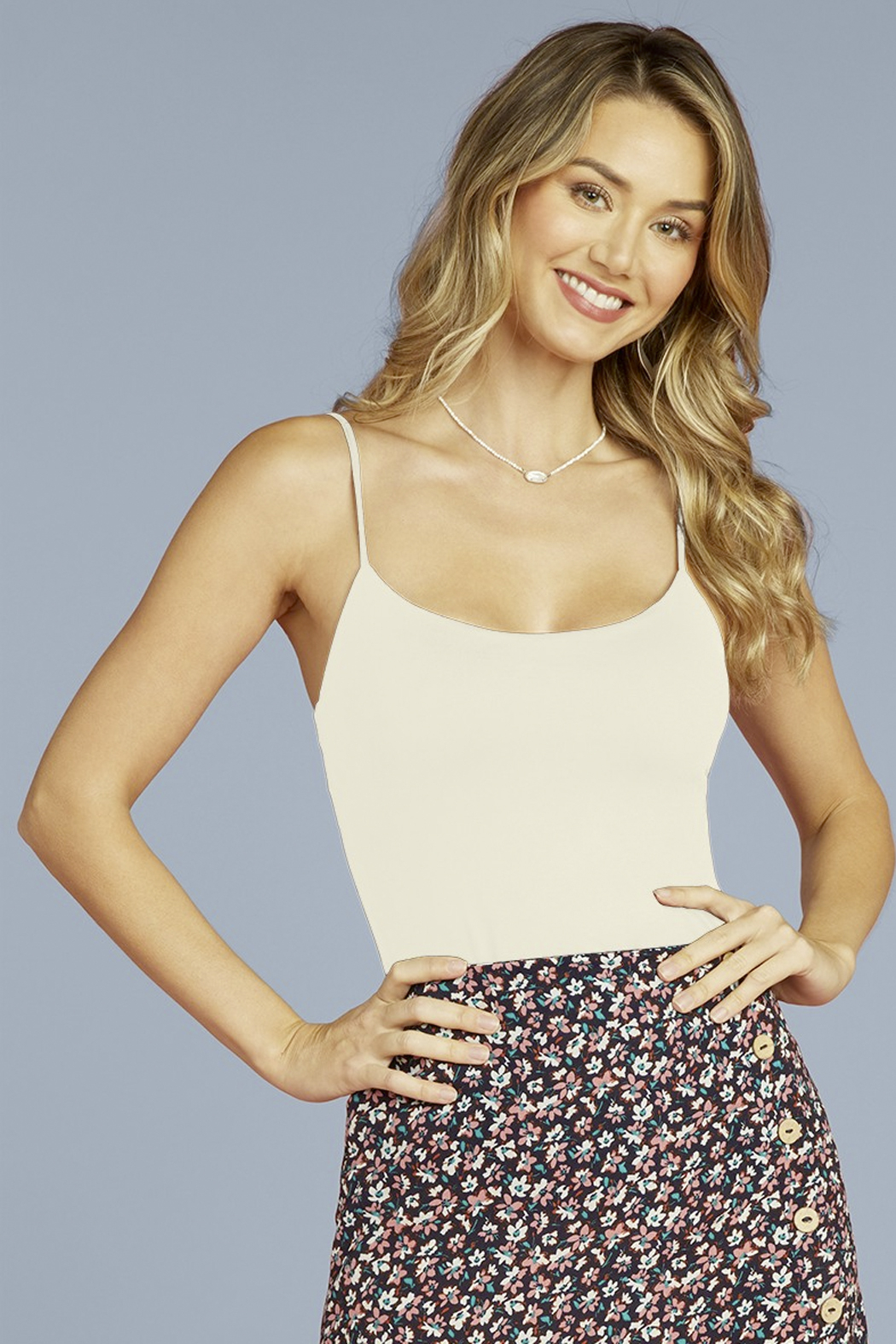 JudyP Camisole - Front Cropped Image