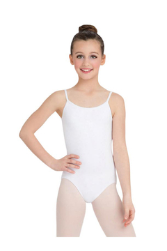 Capezio Camisole Leotard With Adjustable Straps - Alternate List Image