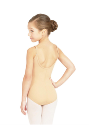 Capezio Camisole Leotard with Adjustable Straps - Product Mini Image