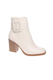 Pierre Dumas Cammy-3 Heeled Bootie - Front full body
