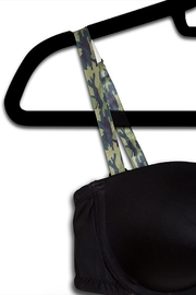 Lets Accessorize Camo Bra Strap - Product Mini Image