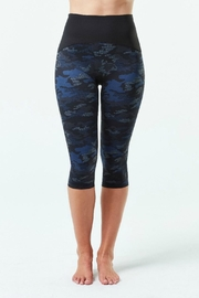 Spanx Camo Capri Legging - Product Mini Image