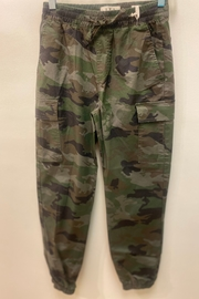 Letters to Juliet Camo Cargo Joggers - Product Mini Image