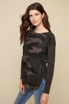 Charlie B. Casual  Cashmere Like Sweater - Product List Image