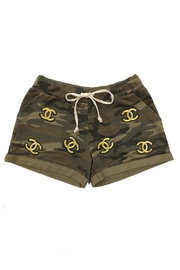 Troo Designs Camo Cc Shorts - Product Mini Image