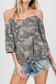 Lovely Melody Camo Could Shoulder - Product Mini Image