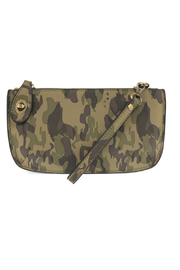 Joy Susan  Camo cross body - Front cropped