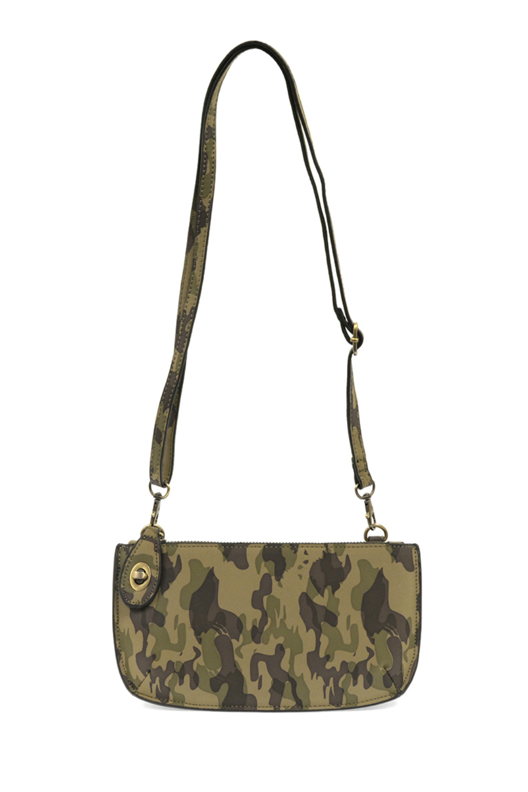 Joy Susan  Camo cross body - Front Full Image