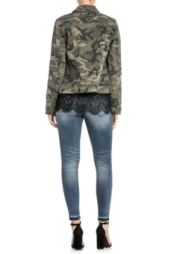 Miss Me Camo Denim Jacket - Alternate List Image