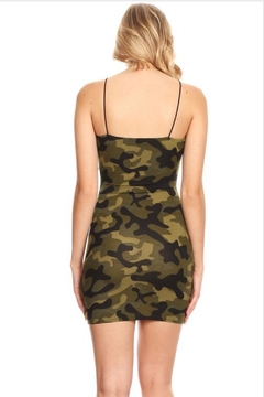 Bear Dance Camo Dress - Alternate List Image