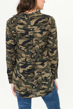 Mystery Camo Embroidered Shirt - Alternate List Image