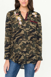 Mystery Camo Embroidered Shirt - Product Mini Image