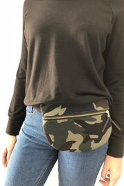 The Lovet Shop Camo Fanny Pack - Product Mini Image