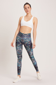 Niyama Sol  Camo High Waisted Legging - Product Mini Image