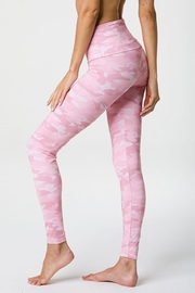 Onzie Camo Highrise Legging - Front cropped