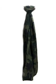 HaZe Apparel Camo Infinity Scarf - Product Mini Image