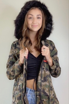 Roly Poly Camo Jacket - Product List Image