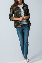 Trend:notes Camo Jacket - Product Mini Image