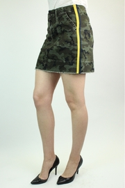 Dear John Camo Jean Skirt - Product Mini Image