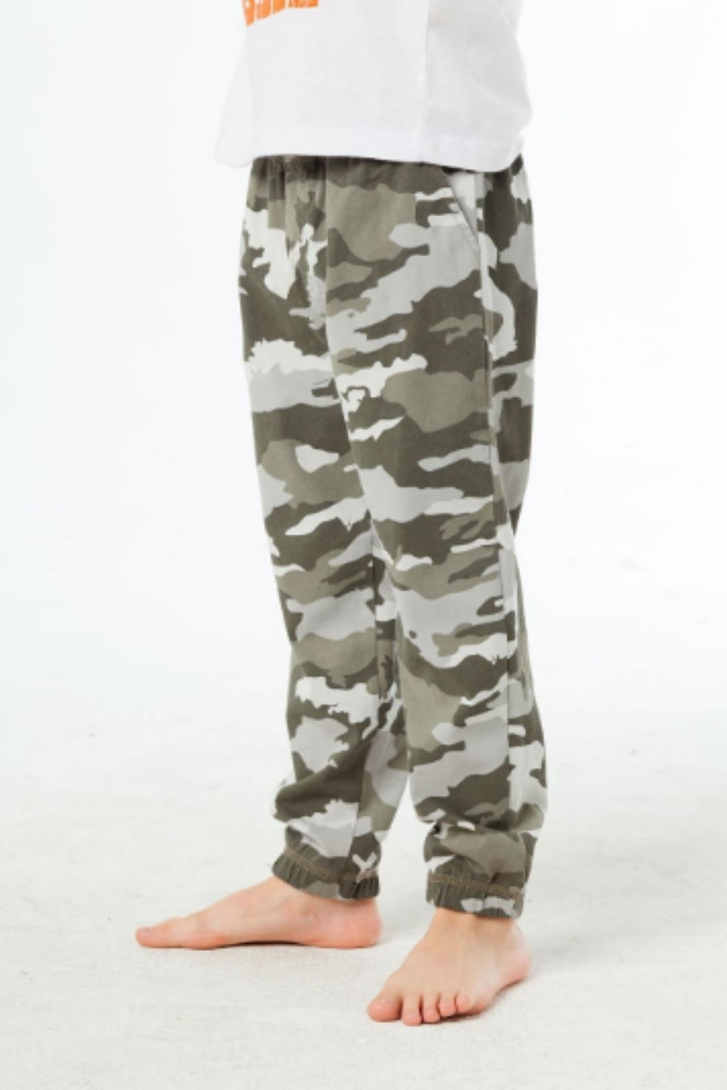 Chaser Camo Jogger - Front Full Image