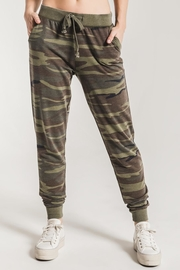 z supply Camo Jogger Pant - Product Mini Image