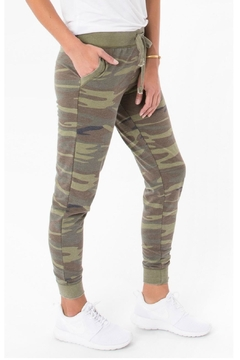 Z Supply  Camo Jogger Pant - Product List Image