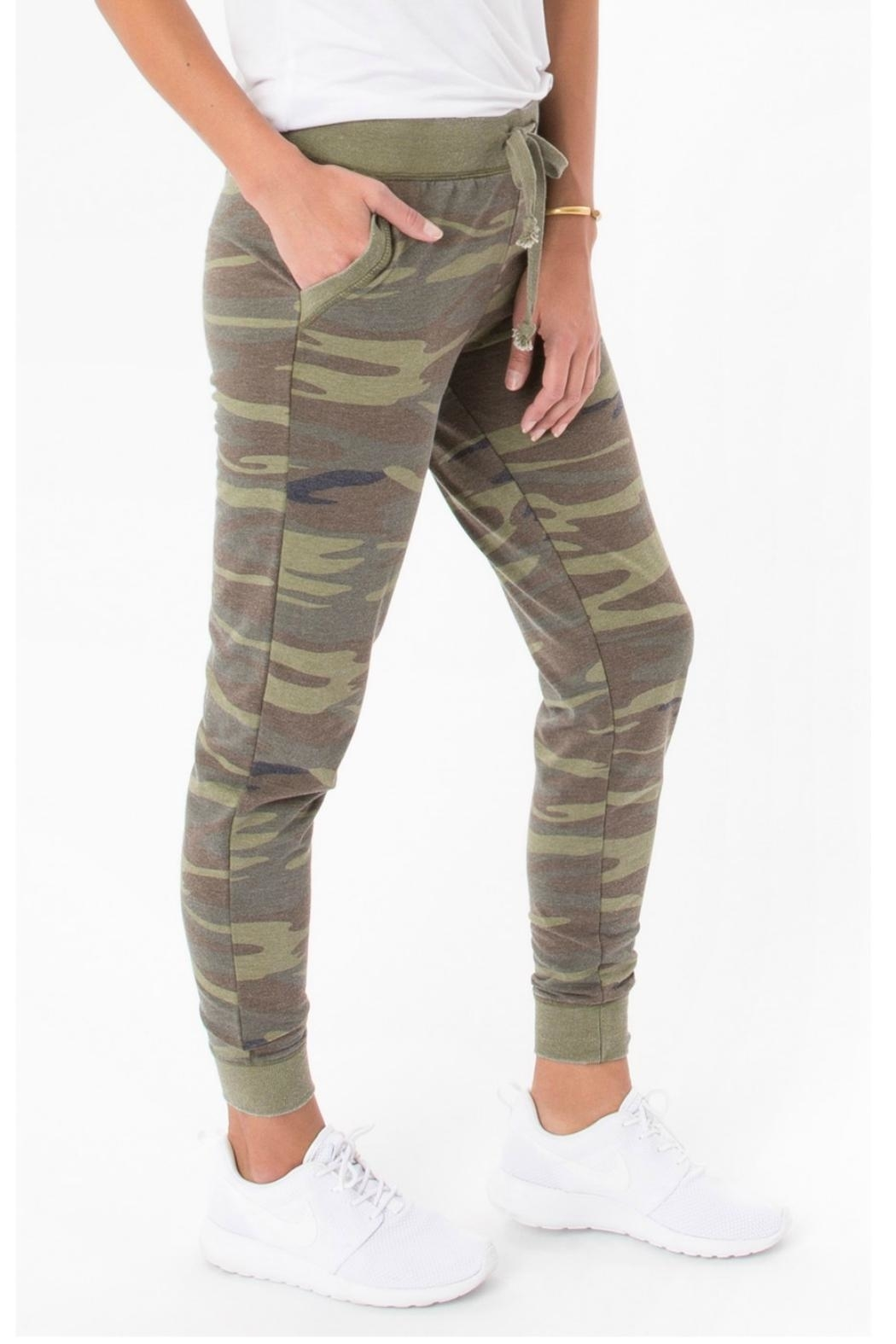 z supply Camo Jogger Pant - Main Image